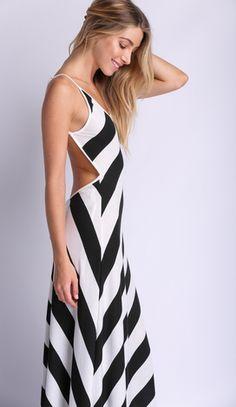 Envy Maxi Dress in Black $39.99 http://www.popcherry.com.au/new-arrivals/