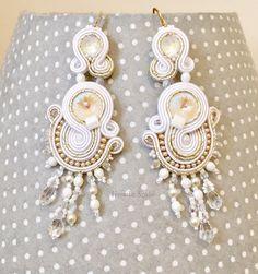 Handmade Jewelry, Unique, Earrings, Fashion, Moda, Stud Earrings, Ear Rings, Fasion, Diy Jewelry
