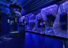 adidas 'Climachill Innovation Lab' by URBANTAINER, Seoul – South Korea » Retail Design Blog