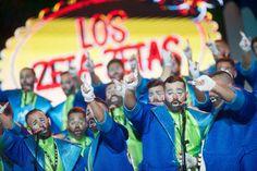 Grupo Mascarada Carnaval: La final de murgas adultas del Carnaval 2018 conta...