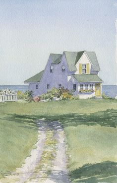 Karen McManus WATERCOLOR