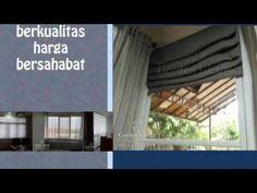 0812-1333-1859(TSel), Jual Roman Shade - YouTube