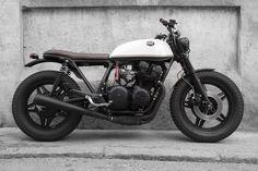 #Honda CB750 kz, CRD#11 by #CafeRacer Dreams