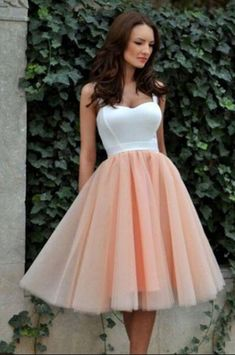 Homecoming dress,pink dress,party dress,knee length homecoming dresses,short prom dress