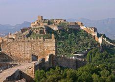 Castillo di Sagunto - Spagna