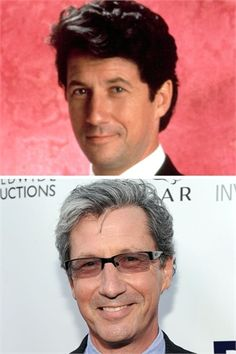 The Nanny - then and now! VanityFair.it  Charles Shaughnessy Maxwell Sheffield