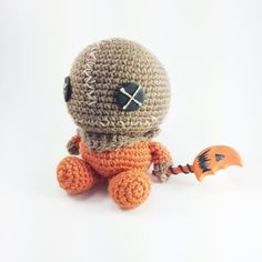 Trick 'r Treat's Sam Handmade Amigurumi by cyellow on DeviantArt
