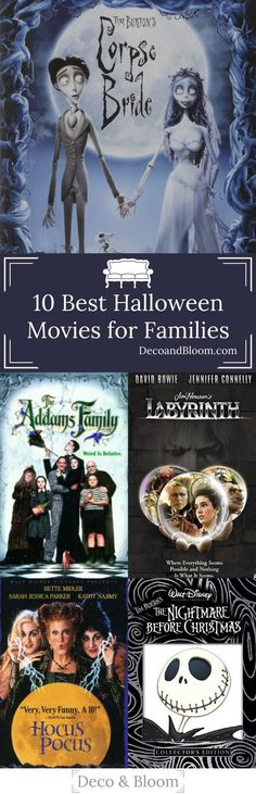 10 best halloween movies for families - Halloween Movies For Young Kids