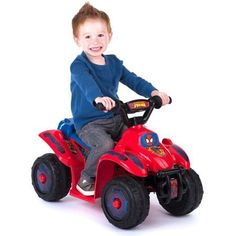 Dune buggy ride on tricycle ride on trike kids trike toys pinterest dune toys shop - Quad spiderman ...