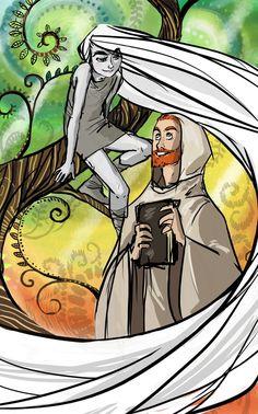 The Secret of Kells by Dwie-Lewe-Rece.deviantart.com