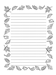 Leaves - 999 Coloring Pages