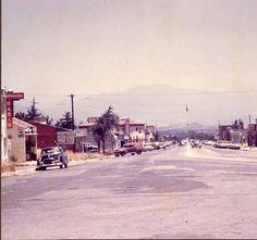 Chatsworth Street, Granada Hills, circa 1940s :: San Fernando Valley History