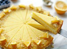 Sinaasappel griesmeelcake | Kookmutsjes Pie Cake, No Bake Cake, Cupcakes, Cupcake Cakes, Fruit Cakes, Sweet Recipes, Cake Recipes, Rustic Food Photography, Healthy Cake