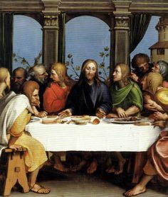 Das Abendmahl Holbein d. Jüngere