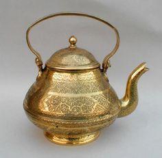 Russian tea pot