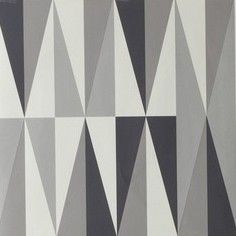 ferm living spears gray wallpaper