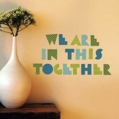 Blog Post - Doing the Work:  We are in it Together