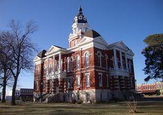 Johnson County Courthouse (Tecumseh, Nebraska)