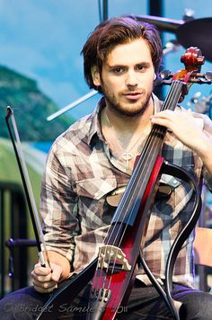 Stjepan Hauser | 21 Incredibly Hot Classical Musicians You Need To Know