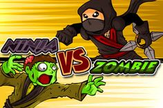 Help this ninja fight off these brain eating zombies. Use your Shurikens to wipe them out in each level. Good Luck!