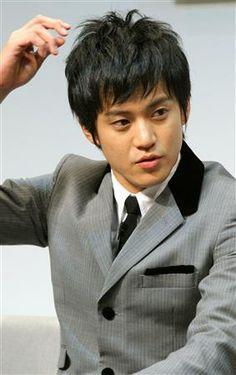 小栗旬 Oguri Shun Japanese Actor