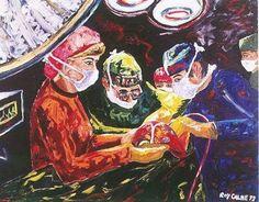 Poema : O Cirurgião