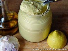 La meilleure recette de Pâte d'ail! L'essayer, c'est l'adopter! 4.7/5 (7 votes), 14 Commentaires. Ingrédients: 3 têtes de gousses d'ail 40 g d'huile d'olive 5 g de jus de citron pour moi 1/2 jus de citron 10 g d'eau