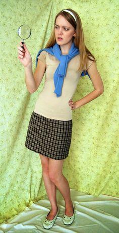 Nancy Drew costume