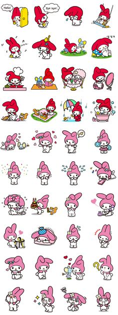 画像 - My Melody by Sanrio - Line.me