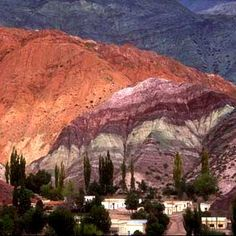 Quebrada de Humahuaca, Province of Juyuy, Argentina. Inscribed in 2003. Criteria: (ii)(iv)(v)