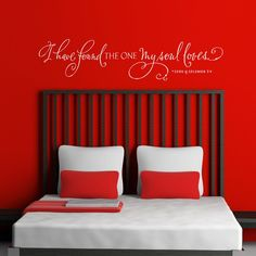 Vinyl Wall Decal I h