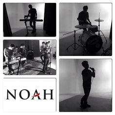 Foto Cover Album Noah
