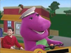 Ok. You may hate Barney. With that aside. This video is great for young children for the hand motions that go along with the song.