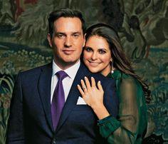 La boda de Magdalena de Suecia y Chris ONeill será televisada