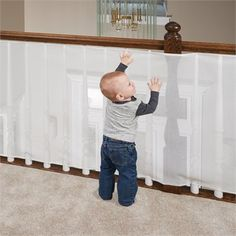 Buy KidCo 15' Mesh Rail Guard by KidCo at Indigo.ca. Free Shipping on Baby Proofing orders over $25!