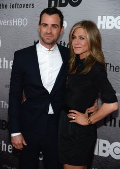 Pin for Later: Jennifer Aniston and Justin Theroux Return to the Red Carpet!