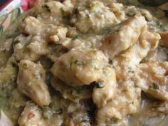 Louanne's Kitchen: Sticky Chicken