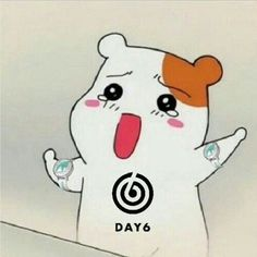Day6, Kpop Groups, Pikachu, Fangirl, Stickers, Memes, Fictional Characters, Random, Blue