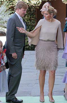 En imágenes: 10 de las invitadas más elegantes de la temporada - Foto 4