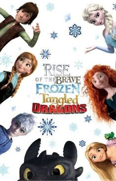 I'll let you know when you draw the answers . Ask Rise of The Brave Frozen Tangled Dragons Old Disney, Disney Love, Disney Magic, Disney Couples, Disney And Dreamworks, Disney Pixar, Rapunzel And Eugene, Jack Frost And Elsa, Frozen And Tangled