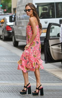 Stars With Style: Rihanna, Victoria Beckham, and Kendall Jenner at New York Fashion Week – Vogue