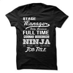 Stage Manager Perfect Xmas Gift - #funny tshirt #cropped hoodie. MORE INFO => https://www.sunfrog.com//Stage-Manager-Perfect-Xmas-Gift-73788600-Guys.html?68278