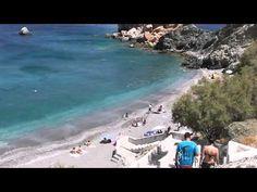FOLEGANDROS 2015 THE BEACHES HD - Παραλίες στη Φολέγανδρο - YouTube