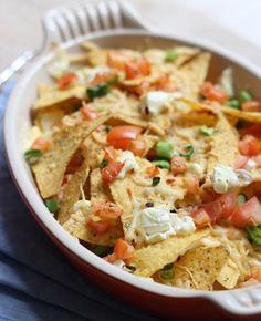 Bij velen zijn nachos favoriet! Lekker als snack voor tijdens de feestdagen.