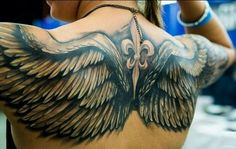 Amazing Wings Tattoo Designs | Best Tattoo 2015, designs and ideas for men and women