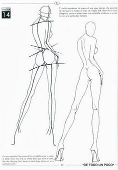 Silhouette femme - Syuzi's Couture
