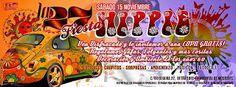 Mostoles nuestros negocios: Fiesta Hippie el día 15 de Noviembre en La 27