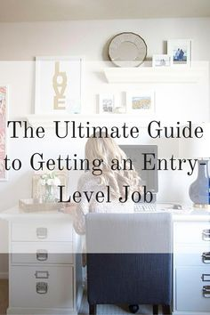 A Recent Graduates Guide To Getting Hired Life AdviceCareer