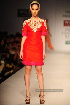 WIFW '13: Day 4: Charu Parashar Photogallery - Times of India