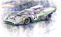Le Mons Porsche